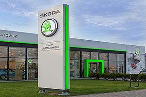 auta Škoda